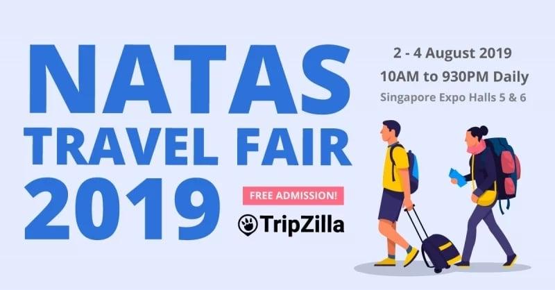 natas travel fair august 2019