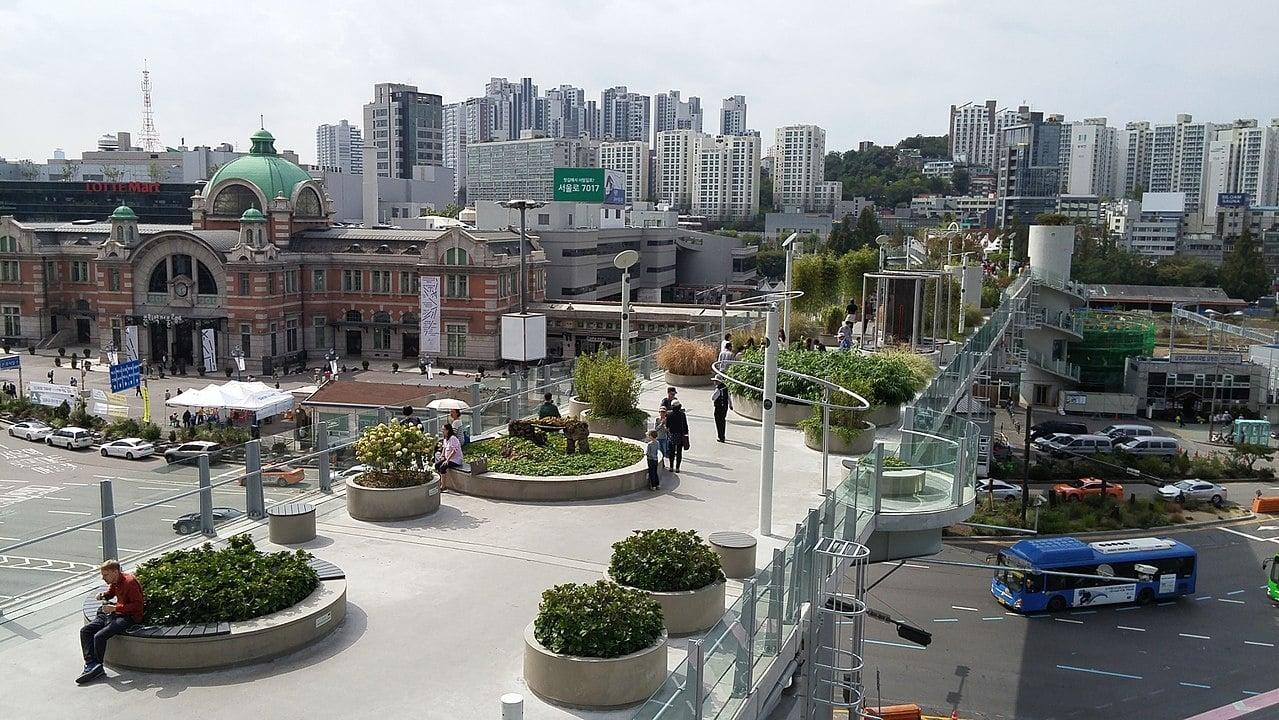 Seoul Seoullo 7017
