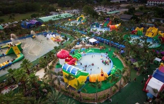 Jurassic Water Park