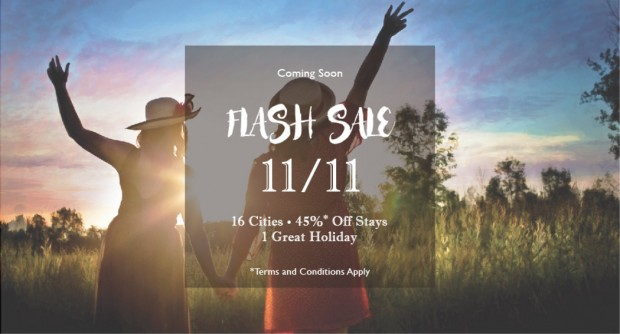 Frasers Flash Sale with Up to 45% Savings to 16 Cities