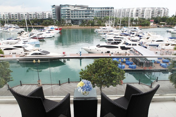 Festive Getaway from SGD400 in ONE°15 Marina Sentosa Cove