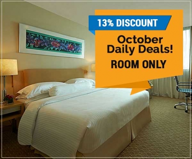 October Daily Deals - Room Only in The Royale Chulan The Curve