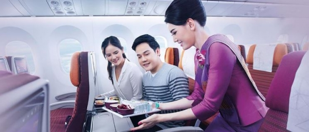Mega Deal Promotion Fares 2018 in Thai Airways from SGD275