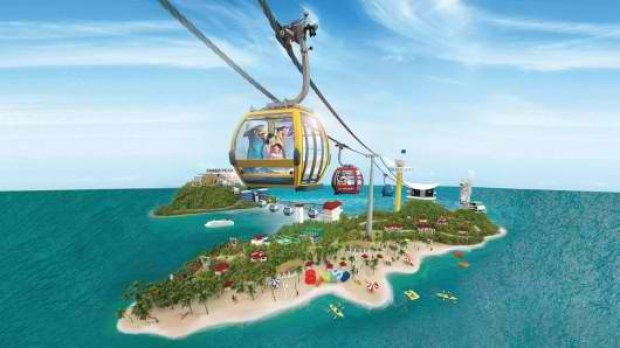 Save more than 25% off Sentosa Attraction Packages with UOB Card