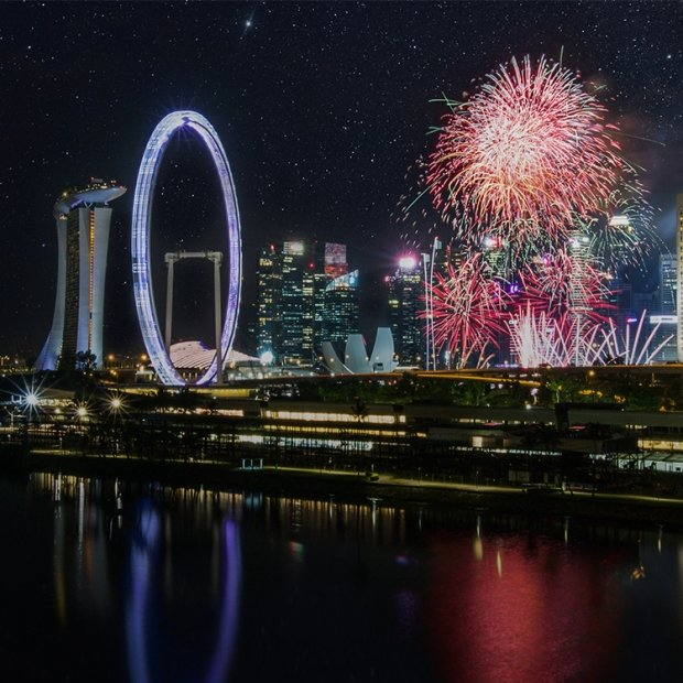 National Day Package at PARKROYAL on Beach Road, Singapore