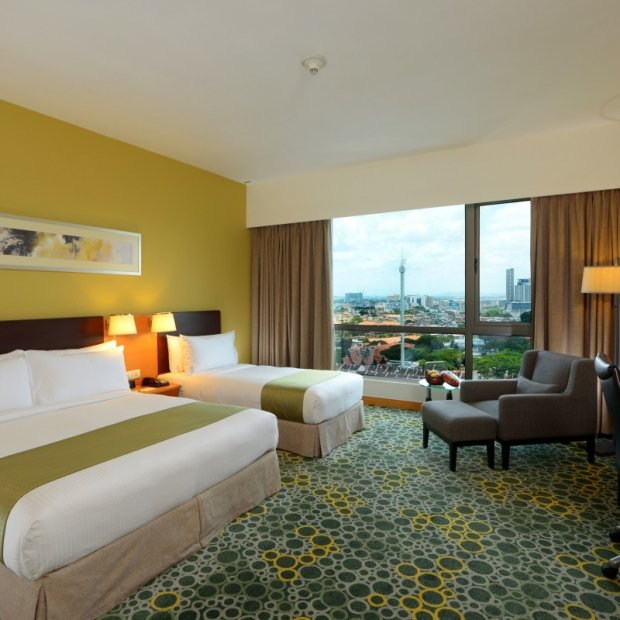 Best Flexible Rate for your Stay at Holiday Inn Melaka