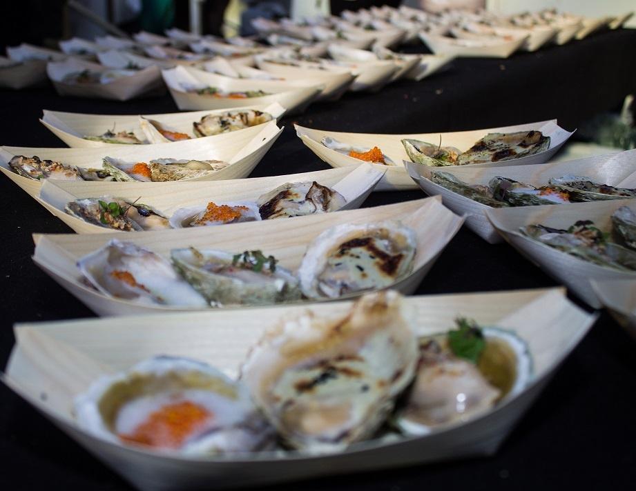 Bluff Oyster Festival