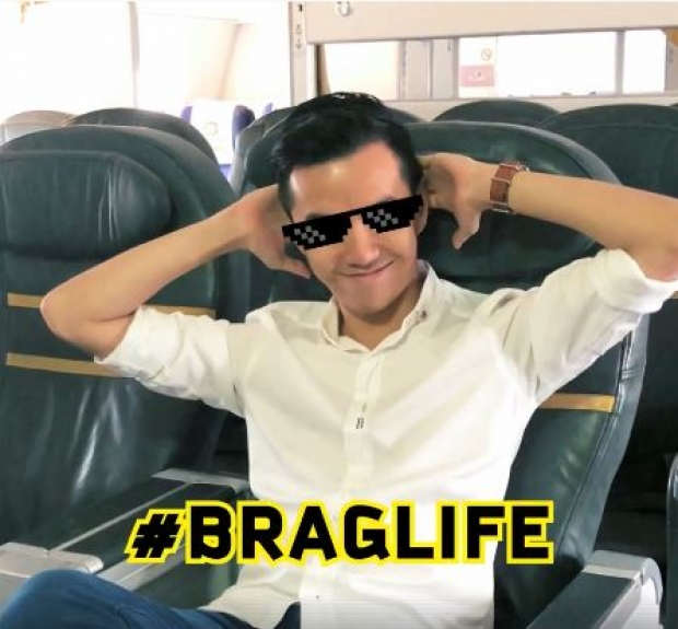 WIN Flight to Destination of your Choice with Scoot's #BragLife Contest
