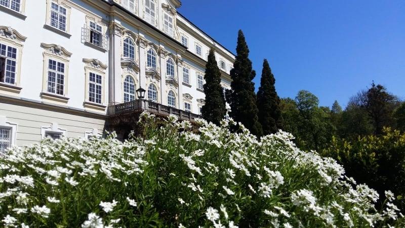 Schloss Leopoldskronn