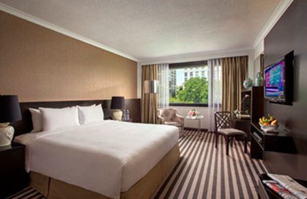 Enjoy a Free Room Upgrade in Concorde Hotel Singapore with ANZ Card