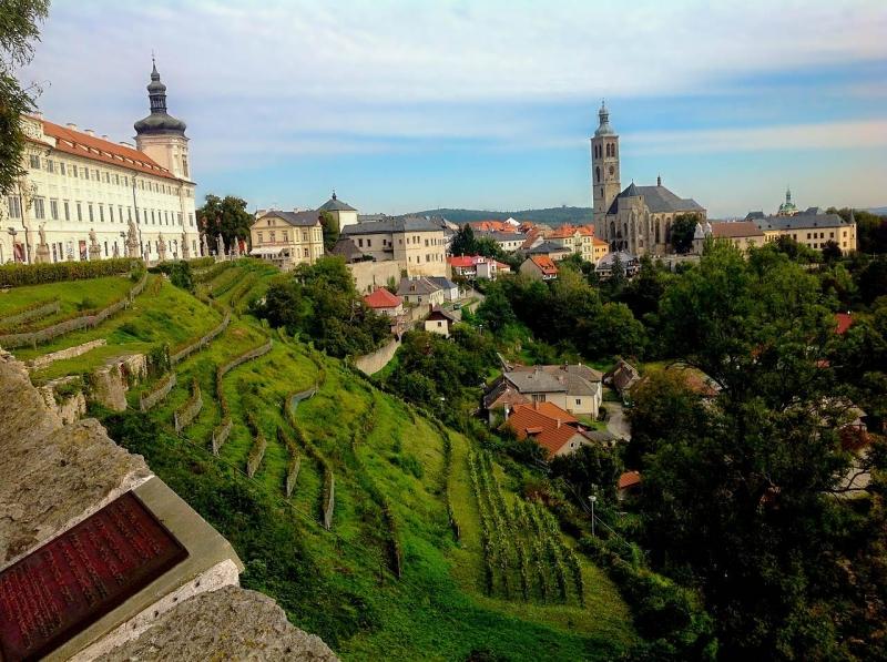 Destinasi di Eropa Tengah