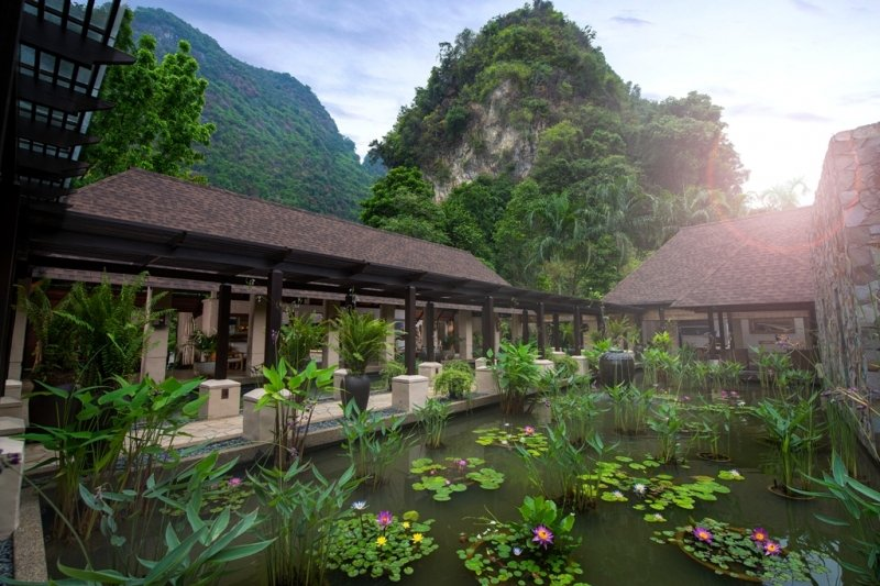 hot springs resorts in malaysia
