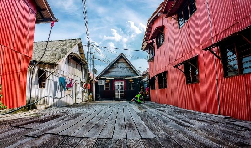 Lịch trình du lịch Penang 2 ngày 1 đêm