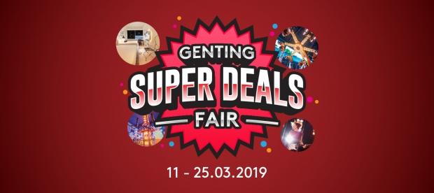 Resorts World Genting Super Deals Fair