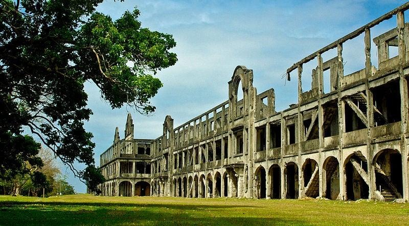 dark tourism in the philippines