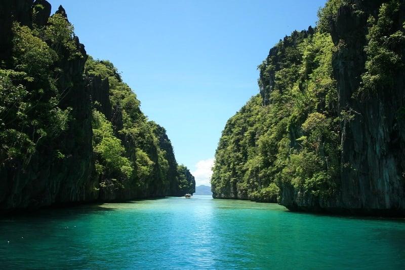 El Nido Palawan tourist