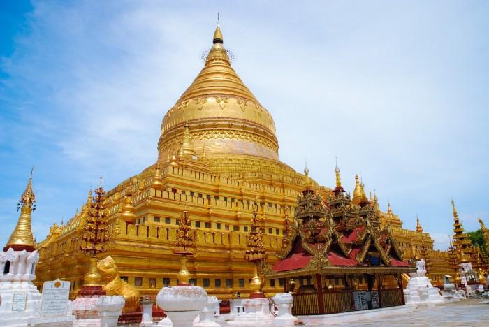 Chơi Gì Ở Myanmar đền