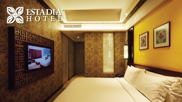 Enjoy Special Rate from RM170 in Estadia Hotel Melaka with NTUC Card