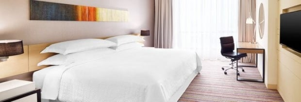 Book Early, Save More at Four Points by Sheraton Puchong