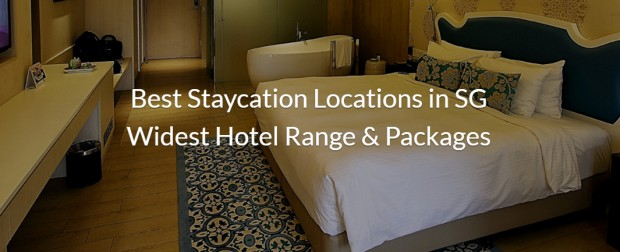 Best Staycation in Singapore with Up to 43% Discount via Far East Hospitality