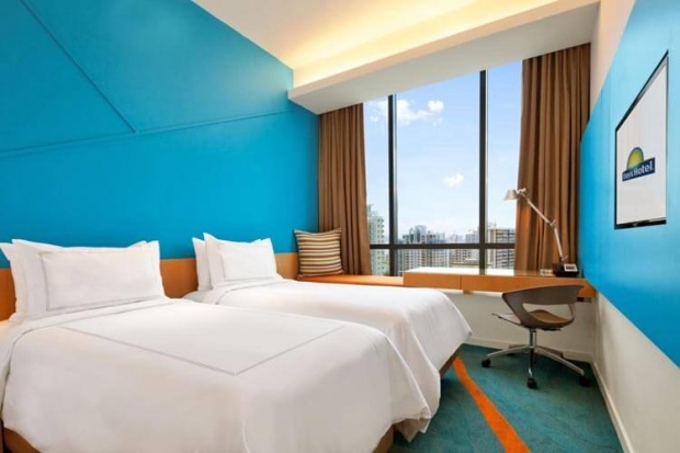 Great Singapore Sale Special Offer in Days Hotel Singapore at Zhongshan Park