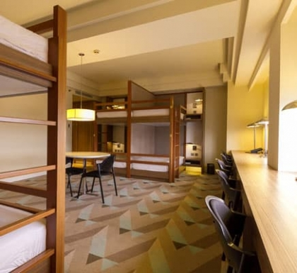 Dormitory Room Promo
