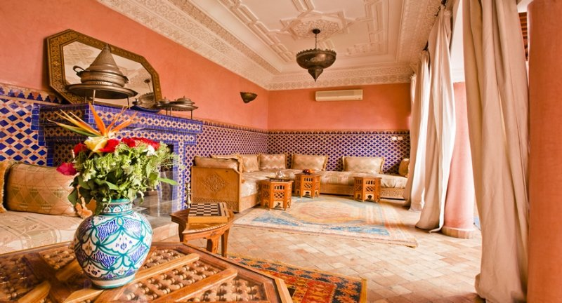 riad lakhdar marrakech