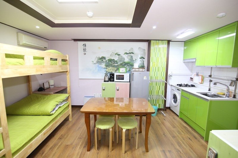 budget-friendly airbnb seoul