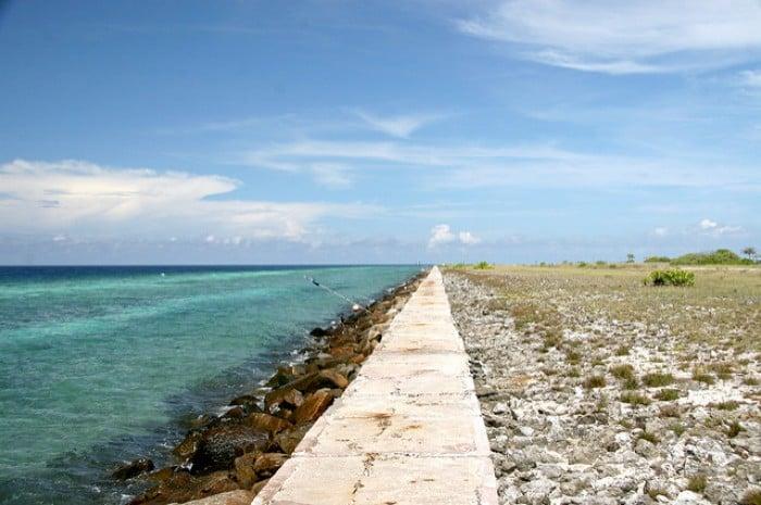 Layang-Layang Island, Sabah