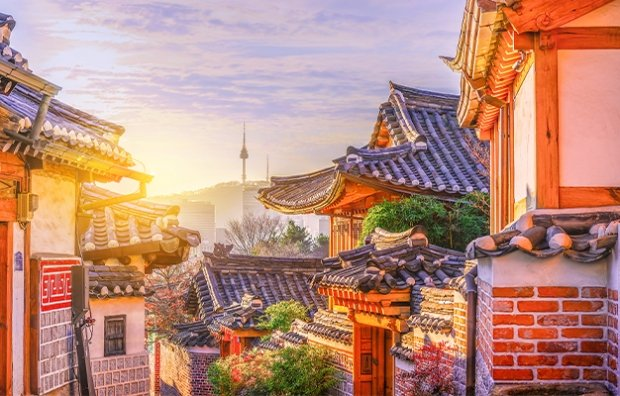 Fly to Seoul from only SGD615 with Asiana Airlines and American Express Card