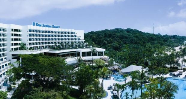 1 Night on Us in Shangri-La's Rasa Sentosa Resort & Spa, Singapore