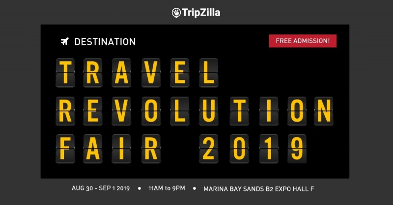 travel revolution 2019