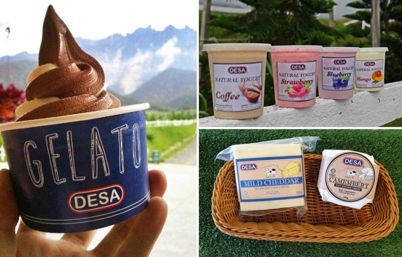 desa dairy farm products
