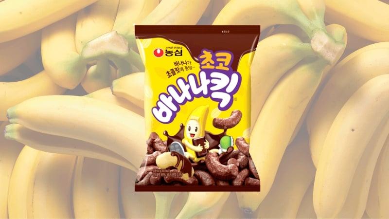Chocolate Banana Kick