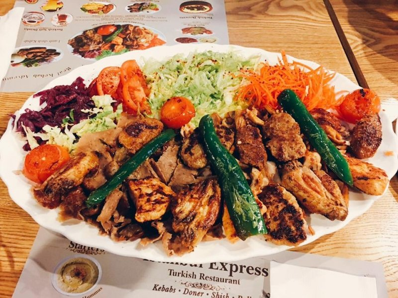Istanbul Express Turkish Restaurant Hong Kong