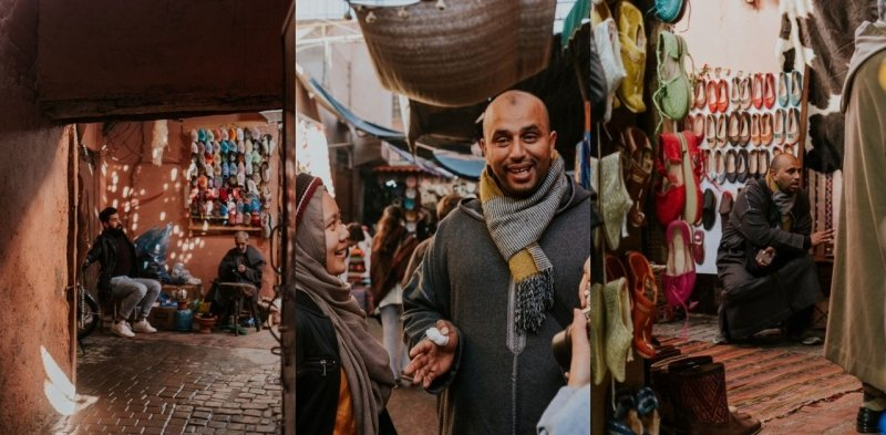mohamed reda souk tour