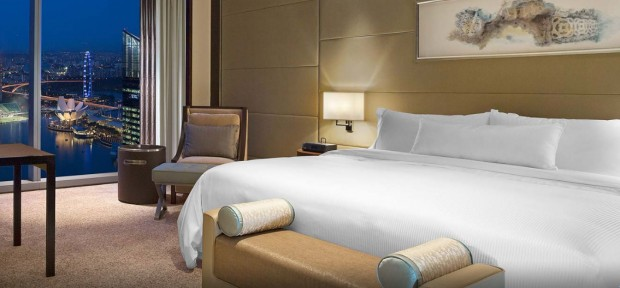 New Year's Celebration at The Westin Singapore with a Bang!