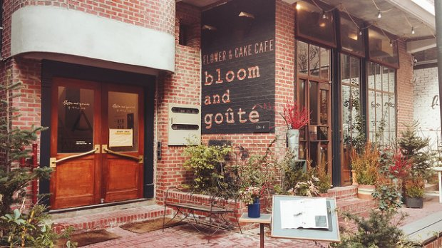 Bloom and Goute in Seoul Korea