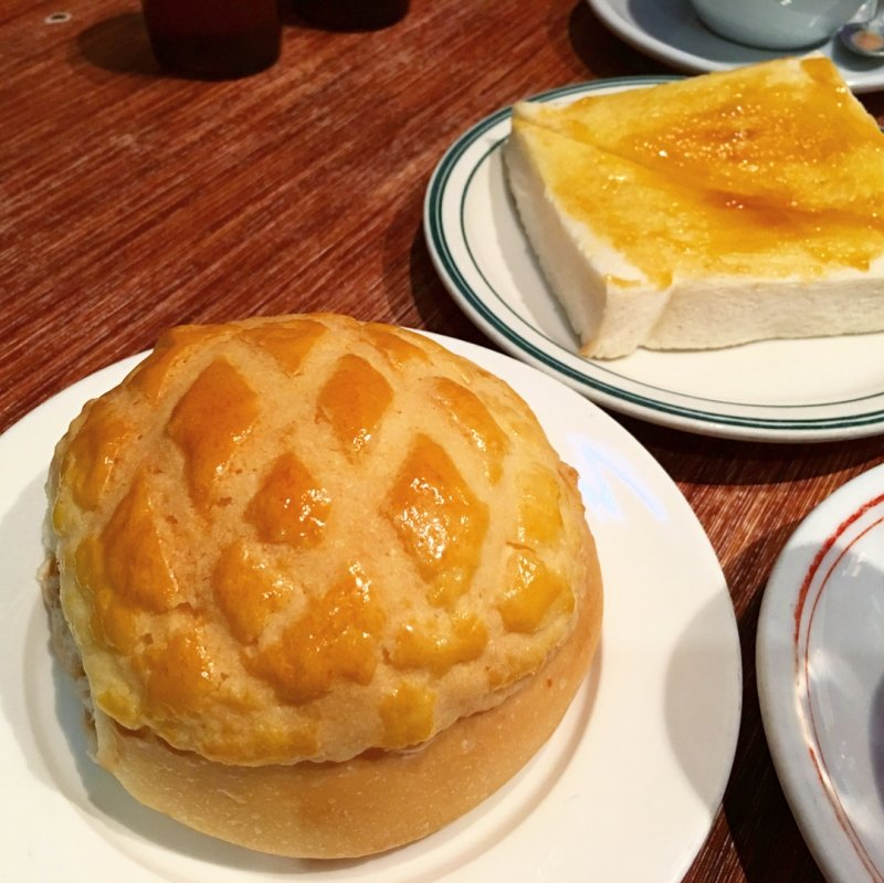 Chrisly Inn Bakery Hong Kong