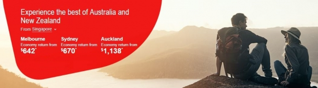 Experience the Best of Australia and New Zealand with Qantas Airways