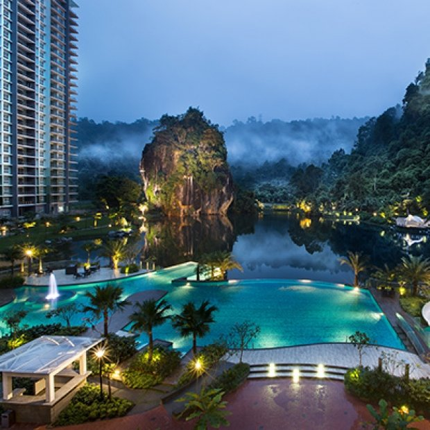 10% off Best Available Rates at The Haven Resorts with Maybank Card