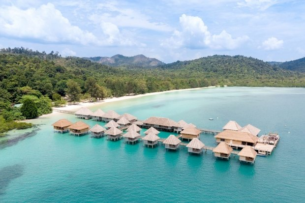 Enjoy up to 20% Room Rate at The Telunas Resort Batam with Maybank Card