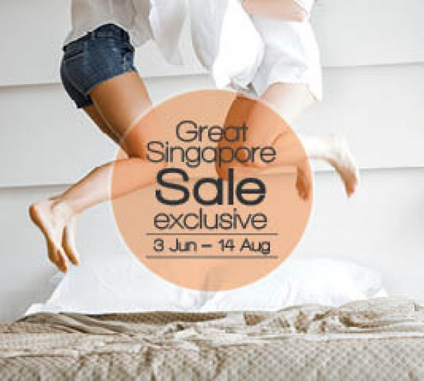 Enjoy Greater Discounts During The Great Singapore Sale at Park Hotel Clarke Quay