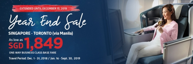 Year End Sale Offer to Manila and Beyond with Philippine Airlines 3