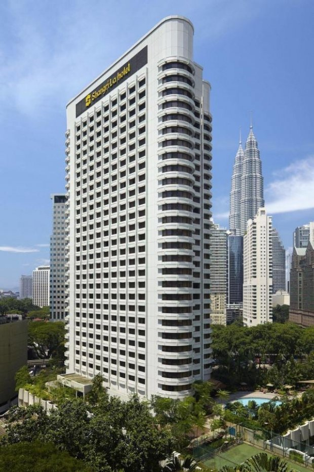 15% off Rooms, Dining & Spa at Shangri-La Hotel, Kuala Lumpur with Standard Chartered