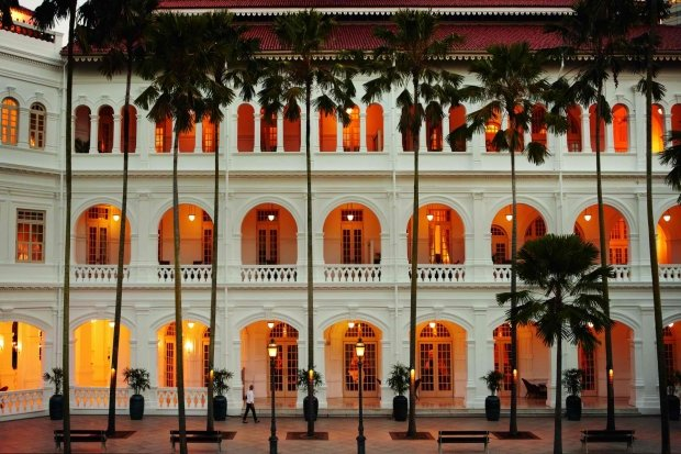 Extended Stay at Raffles Singapore with up to 15% Savings