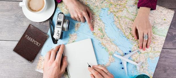 OCBC Travel Campaign 2018
