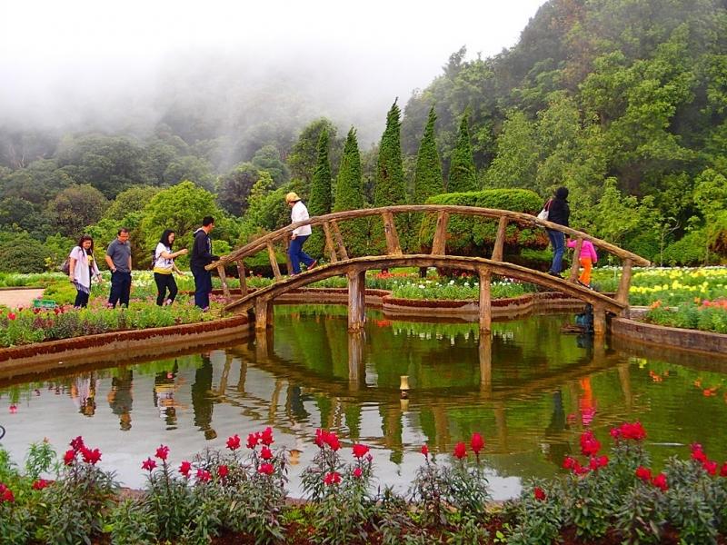 green tourism in thailand