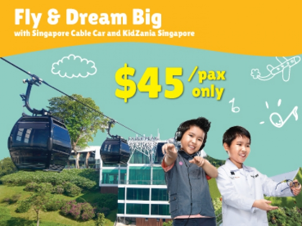 Fly and Dream Big in One Faber Group with MasterCard