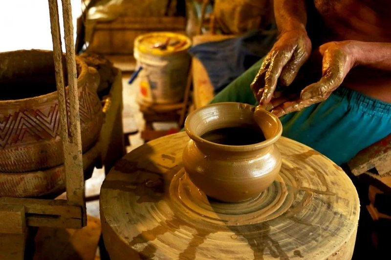 khmer pottery class